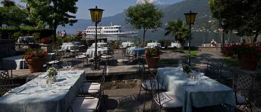 Romantik Hotel Castello Seeschloss, Ascona, Ticino, Switzerland -  'Al Lago' restaurant.jpg